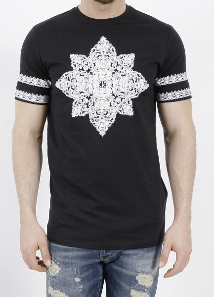 John Richmond Persona non Grata T-Shirt Black