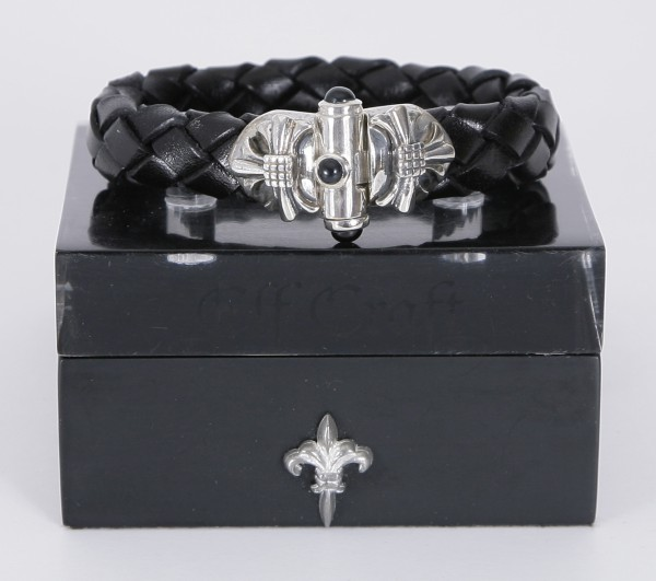 Elfcraft Armband Sprouts Star Onyx