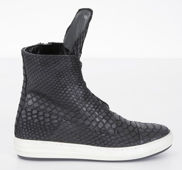 Cultum Black Snake High Tops Women