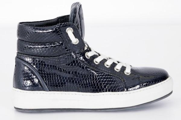 Cultum Blue Snake Sneakers