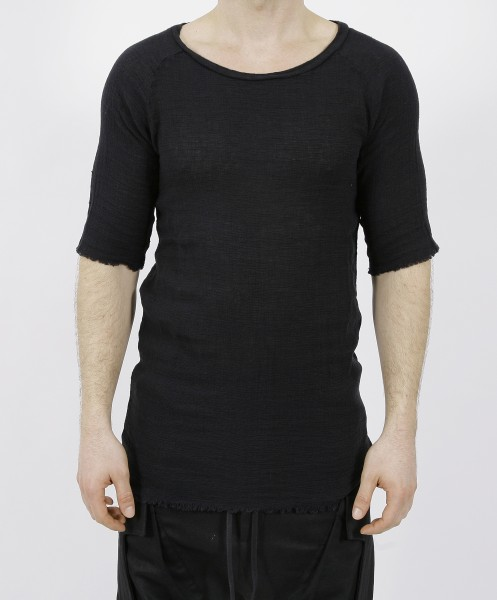 Army of me Knitted Linen T-Shirt