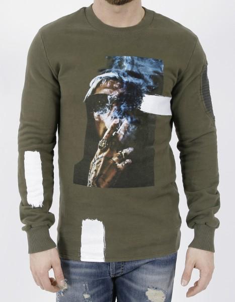 RH45 Sweatshirt Smoker