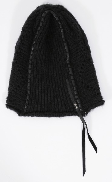 Kmrii Cable Domino Beanie