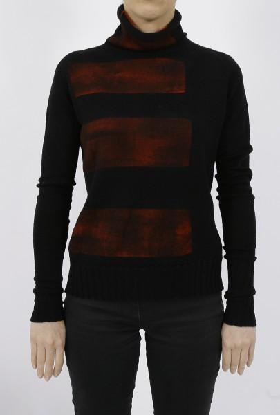 MD75 Stripe Pullover Women