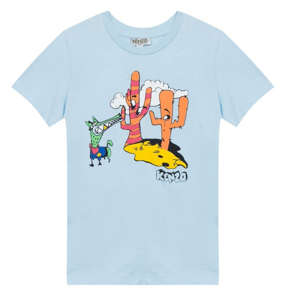 Kenzo Kids Cactus T-Shirt