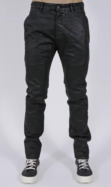 DRKSHDW Rick Owens Torrance Cut Black Wax Jeans