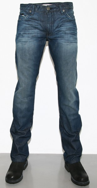 Robins Jean Double Pocket Jeans