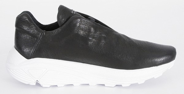 The Last Conspiracy CALEB waxed bonded Sneakers Black