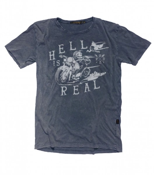 Rude Riders Hell Real T-Shirt