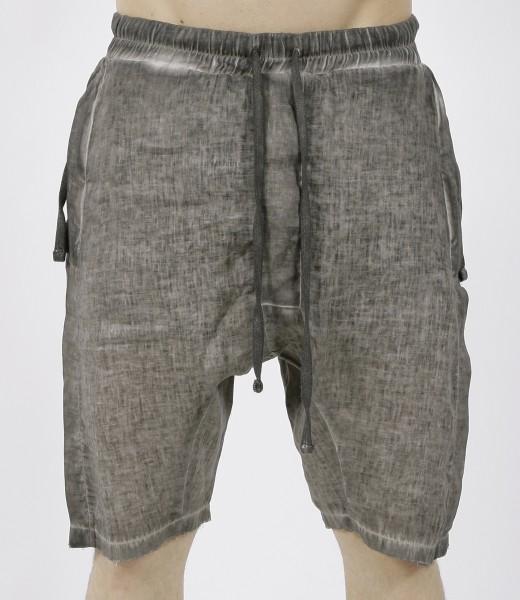 Thom Krom Linen Shorts Sand Oil