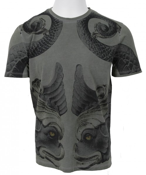 Frankie Morello Dragon T-Shirt