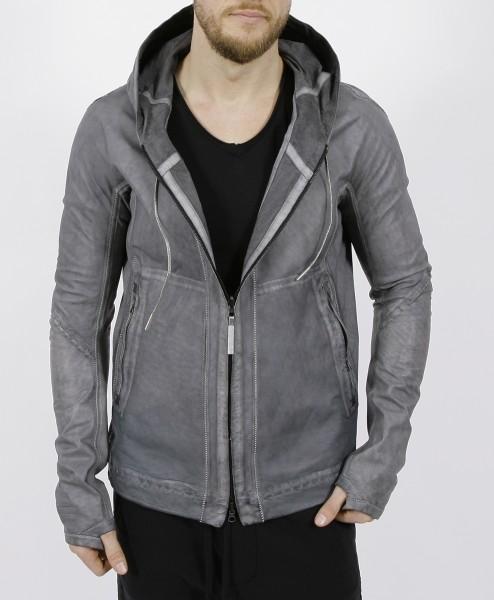 Isaac Sellam Versatile Rectoverso Leatherjacket