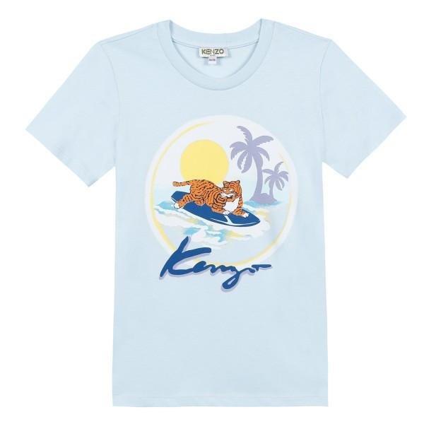 Kenzo Kids Hawai Tiger Shirt