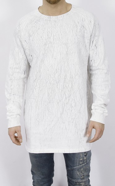 Minia Sweater Long Off White