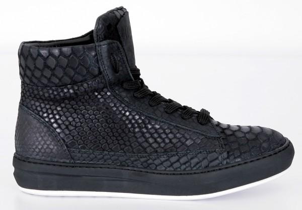 Cultum Black Snake Sneakers
