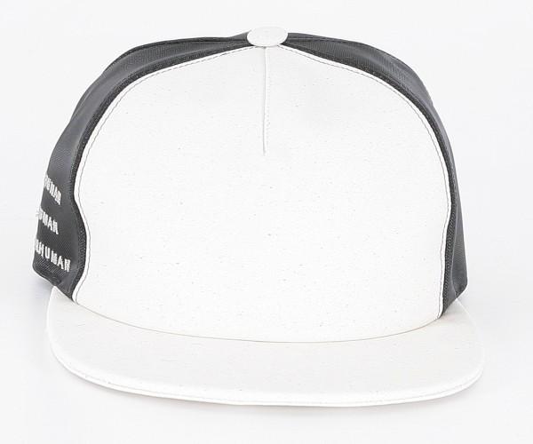 DRKSHDW by Rick Owens Peaked Hat Black/Pearl