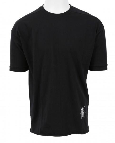 Thom Krom oversize Fly T-Shirt Black