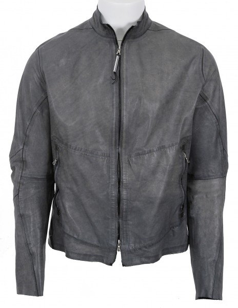 Isaac Sellam Leatherjacket Surtaint