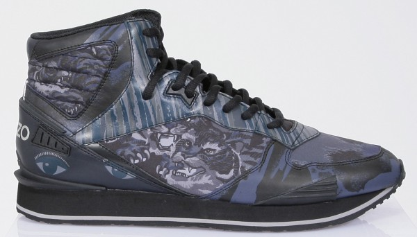 Kenzo Runmid Multi Icons High Tops