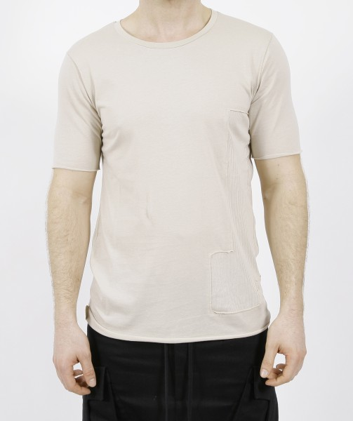 Army of me Patched T-Shirt Sand