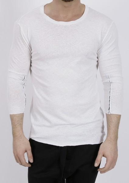 Thom Krom 3/4 Sleeve Off White