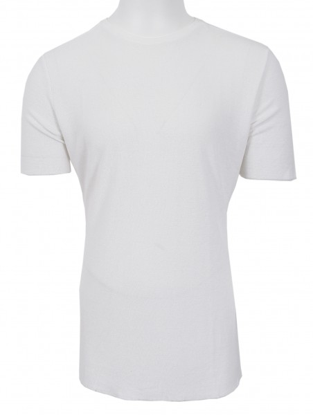 Thom Krom Bamboo T-Shirt Off White