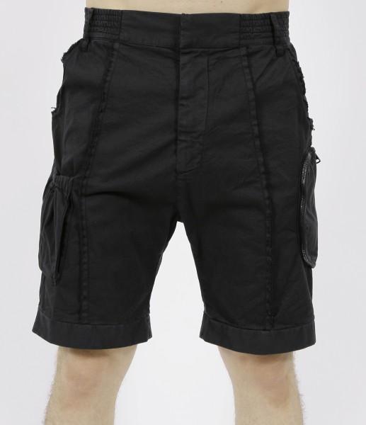 Nostra Santissima Cargo Shorts Black