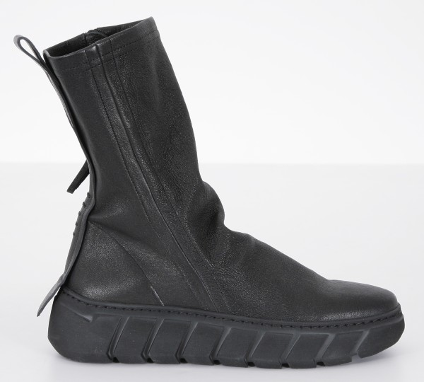 Puro Rubber Spike Boots Woman