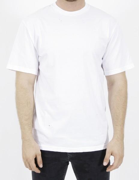 Overcome T-Shirt Free Soul White