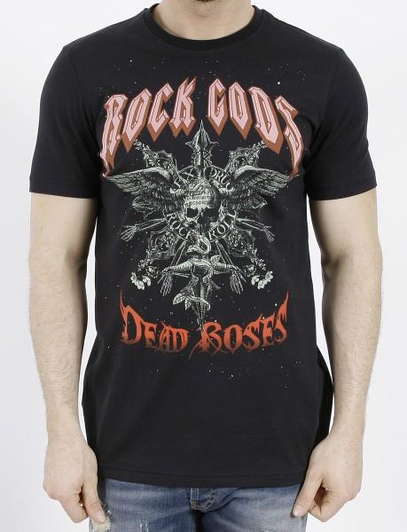 John Richmond Rock Gods T-Shirt