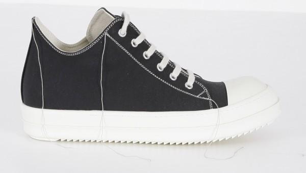 DRKSHDW 2 Tone Stitch Low Sneakers