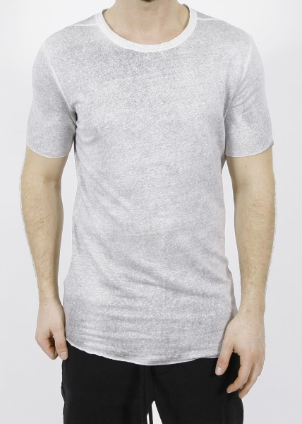 Thom Krom Ripp T-Shirt Off White