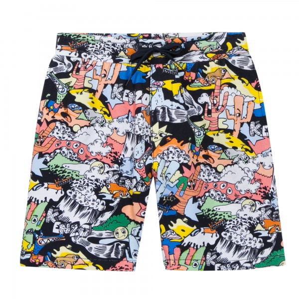 Kenzo Kids Cactus Shorts