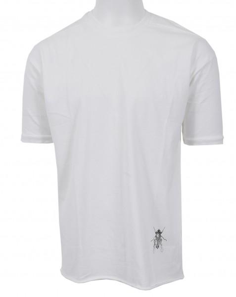 Thom Krom oversize Fly T-Shirt Off White