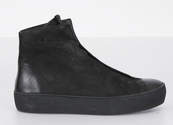 The Last Conspiracy Ernaldo Waxed Suede Sneakers