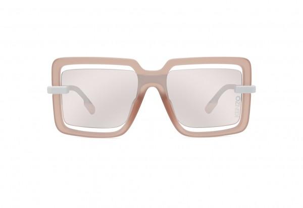 Kenzo Sonnenbrille matte rose