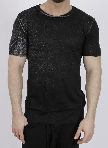 Thom Krom T-Shirt Linen Black
