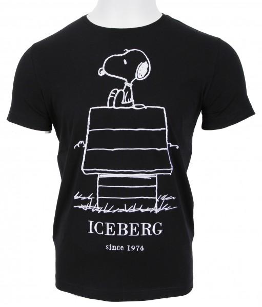 Iceberg Snoopy T-Shirt