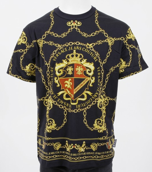 Versace Jeans Couture Chain Shield T-Shirt