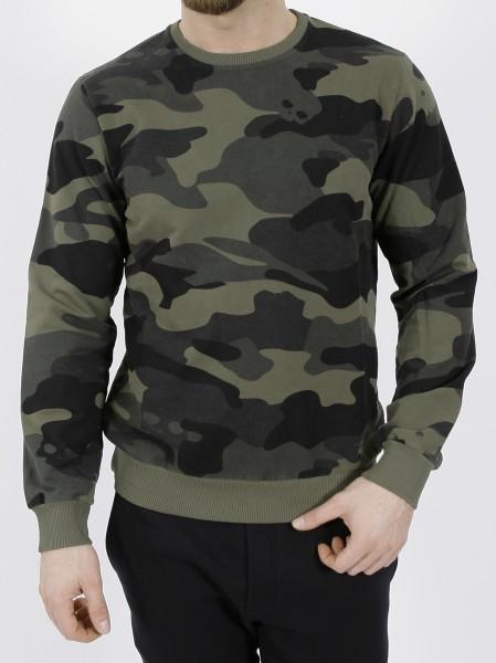 Hydrogen Camo Sweatshirt