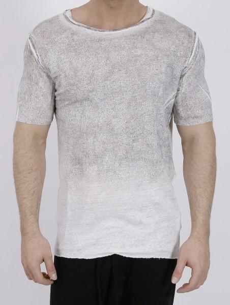 Thom Krom T-Shirt Linen White