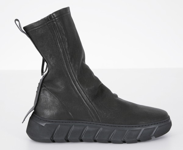 Puro Rubber Spike Boots Men