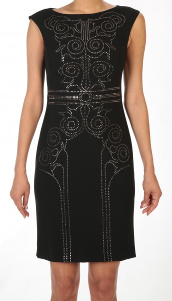 Versace Collection Crystal Kleid