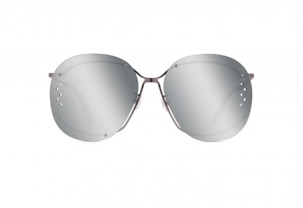 Kenzo Sonnenbrille Metall