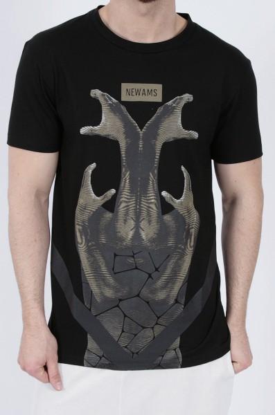 Newams Male Evolution T-Shirt