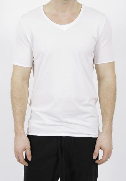 Thom Krom V-Neck T-Shirt Off White