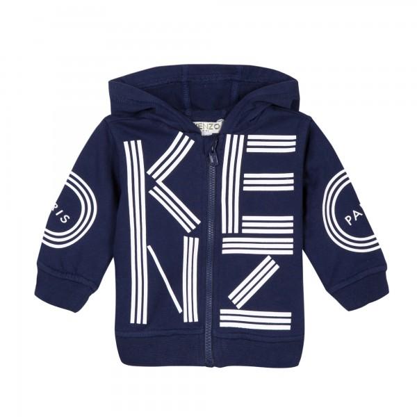 Kenzo Kids Logo Sweatjacke