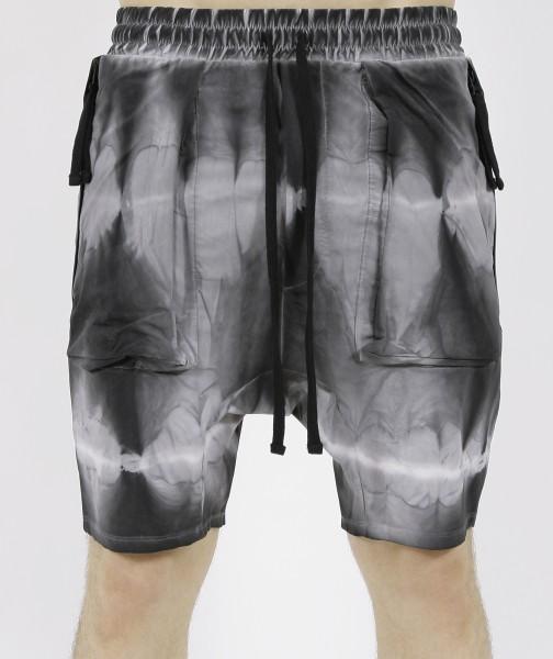 Thom Krom Drop Crotch Shorts Marble