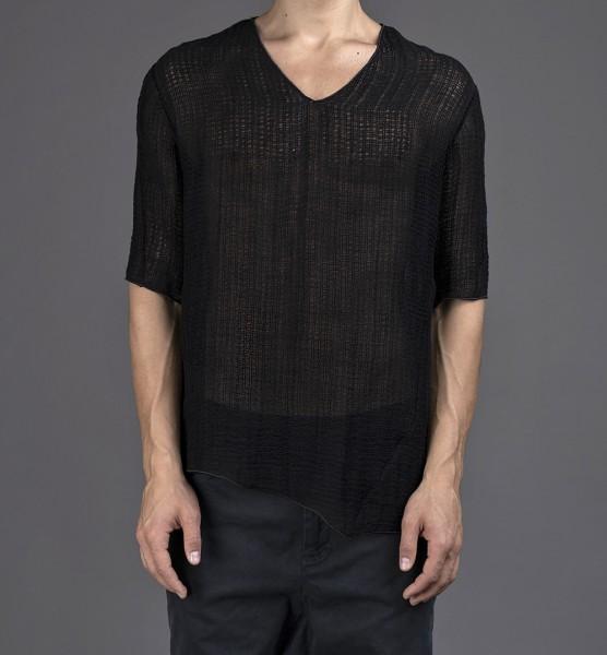 Nostra Santissima Linen T-Shirt