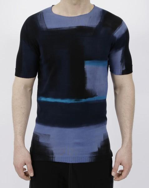 MD75 Pullover Blu